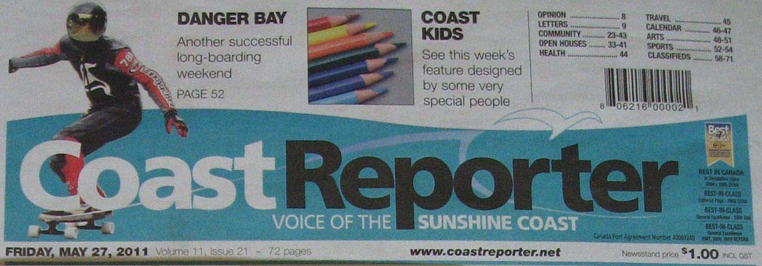 Coast Reporter An Evening of Wonders